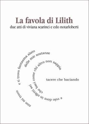La favola di Lilith libro e CD