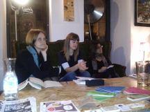 con Hanna Suni e Chiara Turozzi