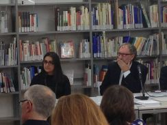 Biblioteca Civica di Verona con Ranieri Teti