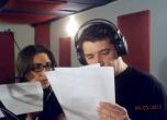 Napoli 2013registrazione CD La Favola di Lilith