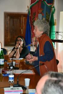 2015 Morlupo Città della poesia con Jolanda Insana