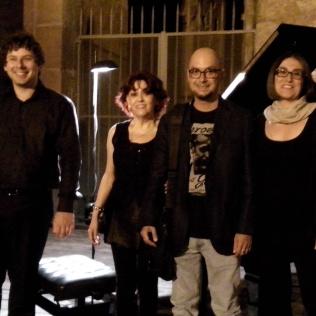 Teatro di Marcelli, 2016 con Tommaso Putignano