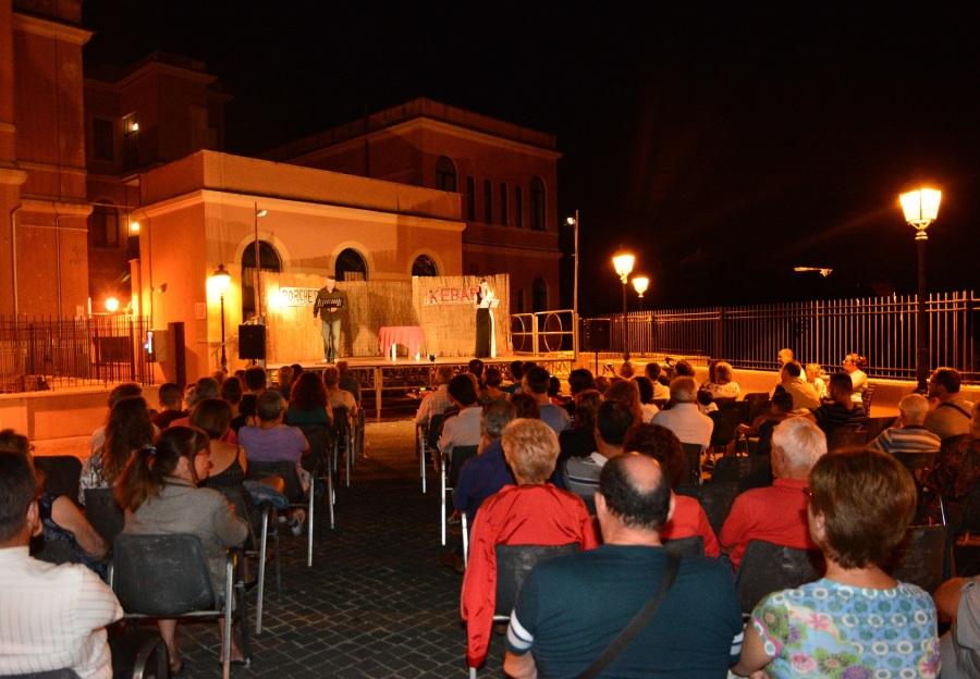 Piazza Diaz Morlupo, sabato 30 luglio