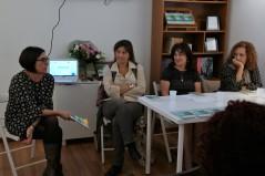 2017 Fondo Librario presentazione Annina Tragicomica con Paola Del Zoppo, Anna Maria Curci e Marta Paniccia