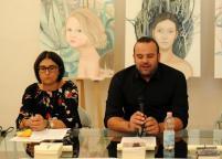 Caltanissetta 2017 presentazione di Annina Tragicomica con Giovanni Duminuco
