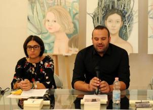 Caltanissetta 2017 presentazione di Annina Tragicomica