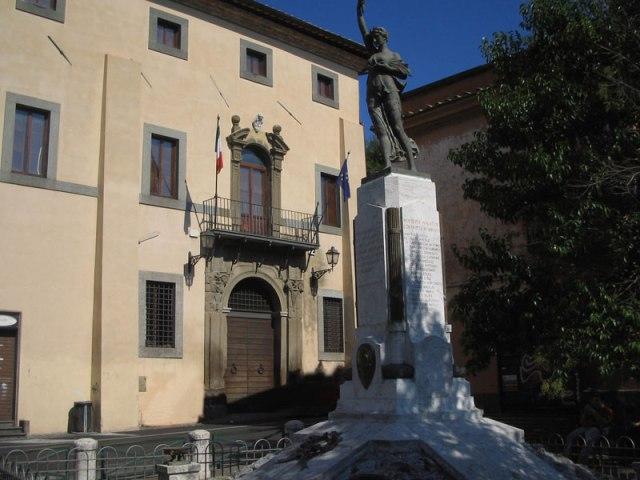Morlupo, Palazzetto Borghese