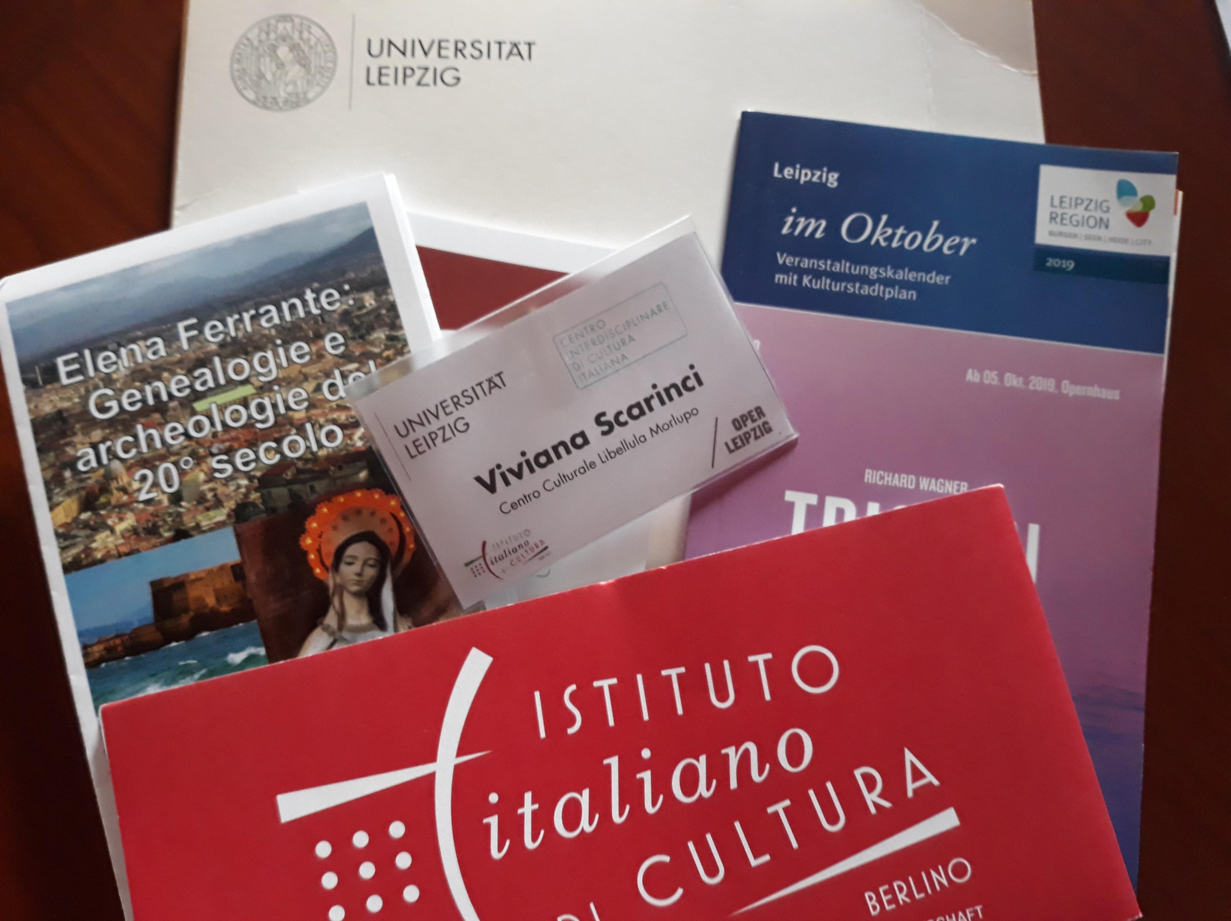 grazie Elena Ferrante!