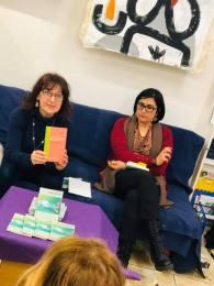 Roma, 1 marzo 2020, Libreria Odradek con Anna Maria Curci